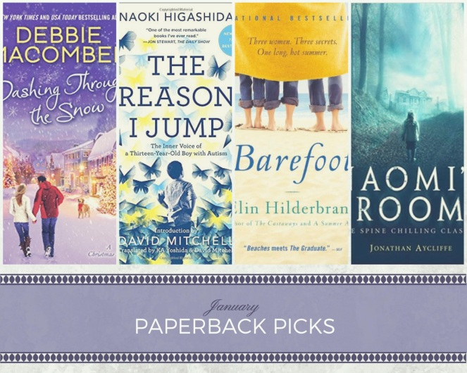 Paperback Picks January 2018