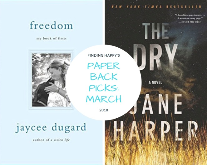 March Paperback Picks