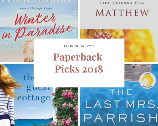 paperback picks 2018